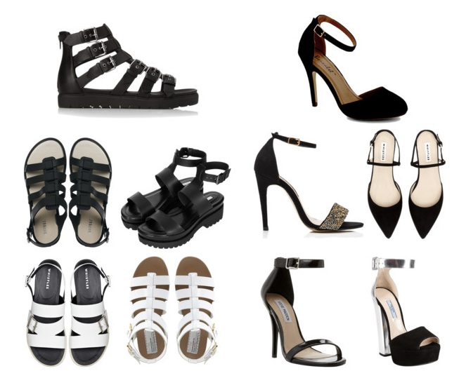 trending spring shoes