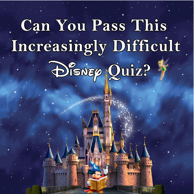 disney quizzes